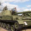 День танкиста отмечают в Беларуси