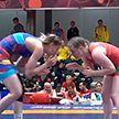 Сборная Беларуси завоевала уже восемь наград юниорского ЧЕ по борьбе в Испании