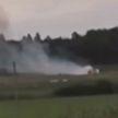В Швеции расследуют крушение самолета. Погибли все, кто был на борту