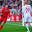 Португалия сыграла вничью с командой Польши в футбольной Лиге наций