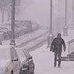 Аварии и пробки на дорогах: Минск замело снегом, объявлен оранжевый уровень опасности