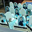 Торт в виде надгробий подарили выпускникам школы в России