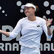 Александра Саснович проиграла Петре Квитовой в полуфинале турнира в Сиднее