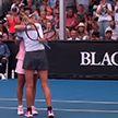 Виктория Азаренко и Эшли Барти вышли в 1/8 финала парного разряда на Открытом чемпионате Франции