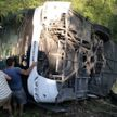Туристический автобус попал в ДТП в Анталье: пострадал 41 человек