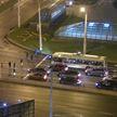 От протестов к погромам: в Минске перекрывают проспекты, жгут покрышки, возводят баррикады