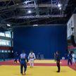 Белорусские дзюдоисты продолжают тренировочный сбор на «Чижовка-арене»