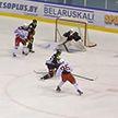 Сегодня продолжится чемпионат Беларуси по хоккею