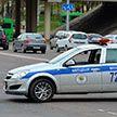 BMW столкнулся с «Ладой» на проспекте Независимости в Минске