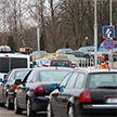 Четыре литовских пункта пропуска на границе с Беларусью временно прекратили оформление