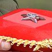 Орден Красной Звезды передан базе хранения бронетанкового имущества