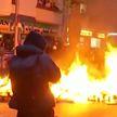 Антиковидные протесты в Германии каждые выходные заканчиваются разгонами протестующих и задержаниями