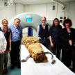 Британские ученые заставили мумию сказать: «Э-э-э» (видео)