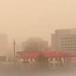 Нечем дышать: песчаная буря накрыла Пекин