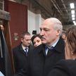 Создание корпорации и ставка на белорусское сырье. О чем говорил Президент на кожевенном заводе в Гатово?