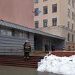 Специалисты проверяли сообщения о минировании двух университетов в Минске