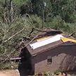 Сильный шторм на юге США: повреждены здания, повалены деревья и линии электропередачи
