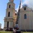 Лукашенко о сборе средств на восстановление костела в Будславе: Без государства они ничего не сделают все равно