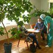 В Витебске активно проходит вакцинация иностранцев от COVID-19