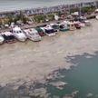 В Турции начали масштабную операцию по очистке Мраморного моря от слизи