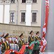 Флагшток высотой 60 метров появился в Гомеле