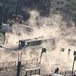Асфальт – это лава! В Санкт-Петербурге прорвало трубу с кипятком (Видео)