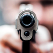 Витебчанин выстрелил в супругу и сбежал. Его задержали в гаражном кооперативе