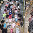 Контрабанда: по документам везли б/у одежду и обувь, а на деле в контейнере оказалась новая одежда на сумму в Br140 тыс