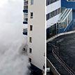 Остров Тенерифе накрыл сильнейший шторм