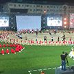 «Сожскі карагод»: полторы тысячи артистов открывали фестиваль