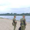 Пограничные войска Беларуси отмечают свой профессиональный праздник