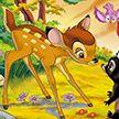 Disney готовит ремейк мультфильма «Бэмби»