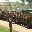 Наши сошлись с немцами в ожесточённой схватке. Реконструкция операции «Багратион» на Линии Сталина