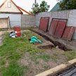 Житель Бобруйска откопал женские останки во дворе своего дома