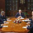 Лукашенко о ситуации в Беларуси: Говорить о том, что у нас большие проблемы и трудности, было бы просто смешно