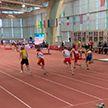 Международная матчевая юниорская встреча по легкой атлетике стартовала в Минске