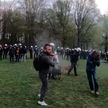 Скандал после разгона протеста против карантинных мер в Брюсселе: в суд поступают жалобы на жестокость полиции
