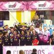 Баскетболистки «Горизонта» впервые стали чемпионками женской Европейской баскетбольной лиги