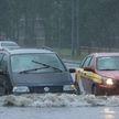 Ливни привели к сильнейшему потопу в Гродно (ВИДЕО)