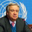 Генсек ООН советует отвести женщинам центральную роль в борьбе с COVID-19