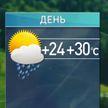 Прогноз погоды на 6 июня