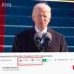 YouТube отредактировал количество «дизлайков» под видео с инаугурацией Байдена