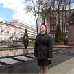 80 дней до начала войны: учащиеся кадетских и военных классов в Гомеле заступили на Вахту памяти