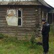 Скелет, найденный в заброшенном доме в Смолевичском районе, оказался мужским
