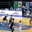 Баскетболисты «Цмокі-Мінск» в Единой Лиге ВТБ проиграли эстонскому клубу «Калев»