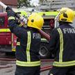 Пожар произошёл в начальной школе в Британии