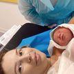 У Подольской и Преснякова родился второй ребенок