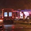 В американском городе Скоттсборо на лодочной станции прогремели сильные взрывы