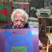 Умер известный итальянский художник-абстракционист