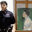 Картину Густава Климта, пропавшую 22 года назад, нашли в стене итальянского музея